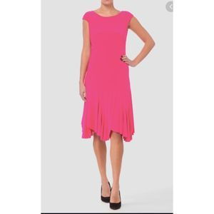 Joseph Ribkoff  Cocktail Jersey Dress 8